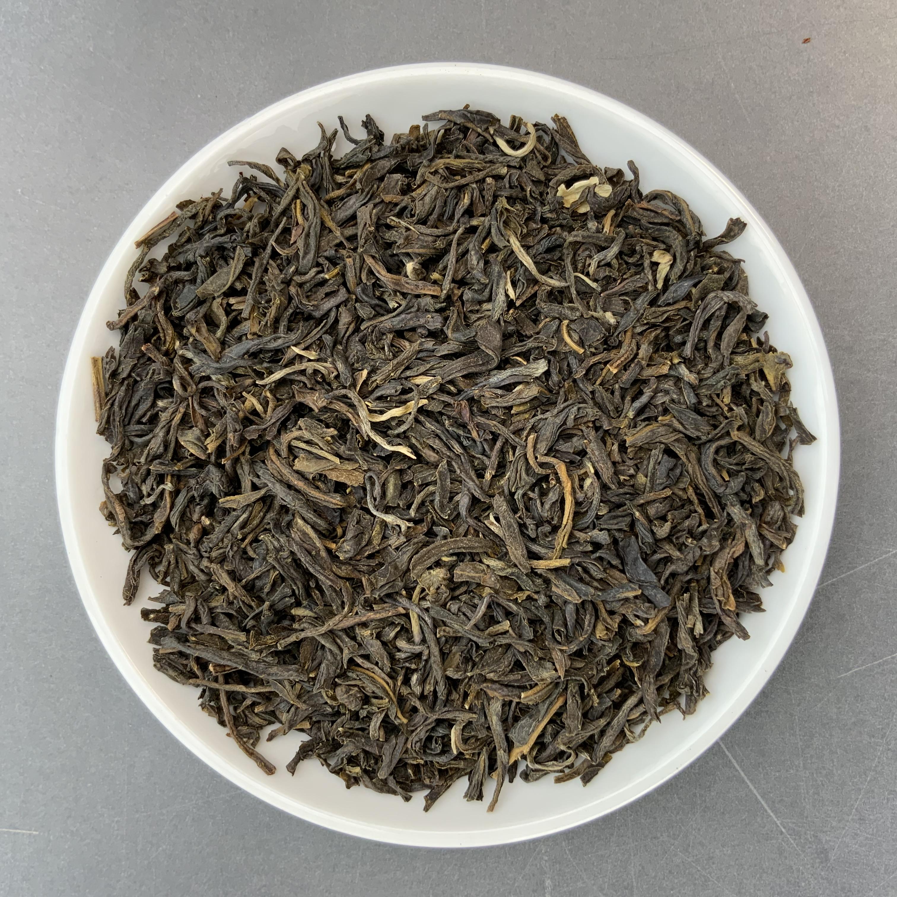 China Grüntee Jasmin - Mandarin - Bio