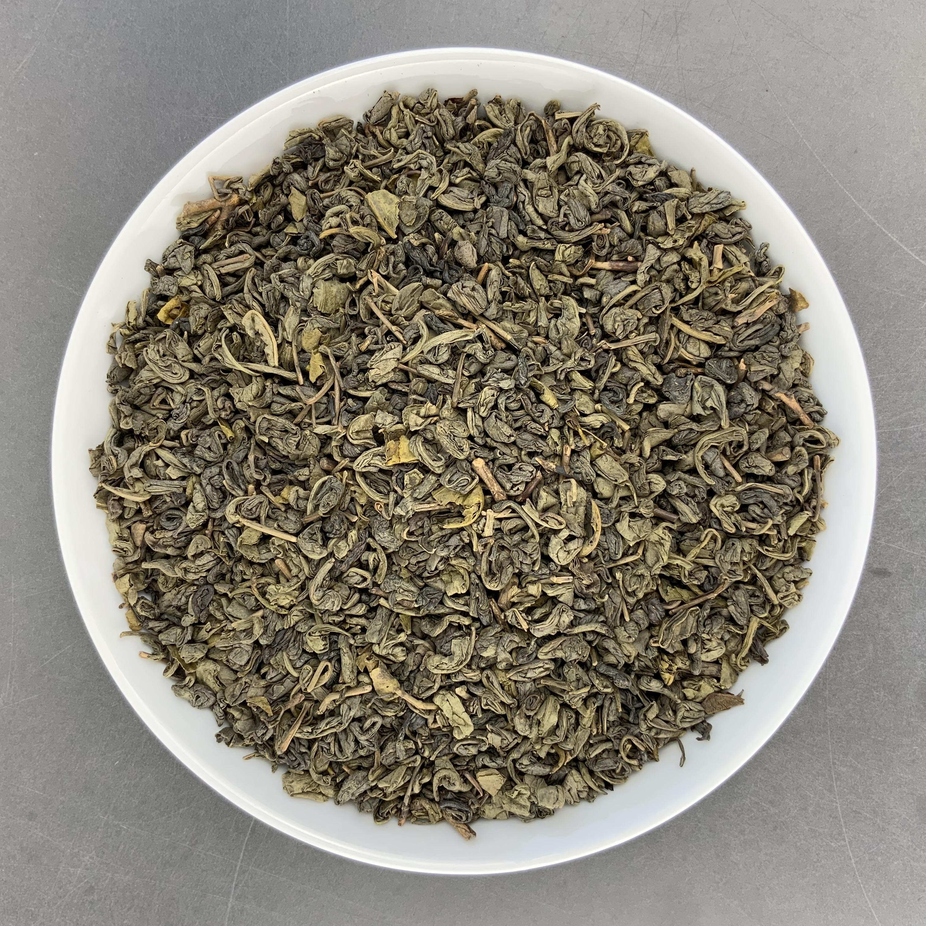 Ceylon Grüntee Kugelblatt