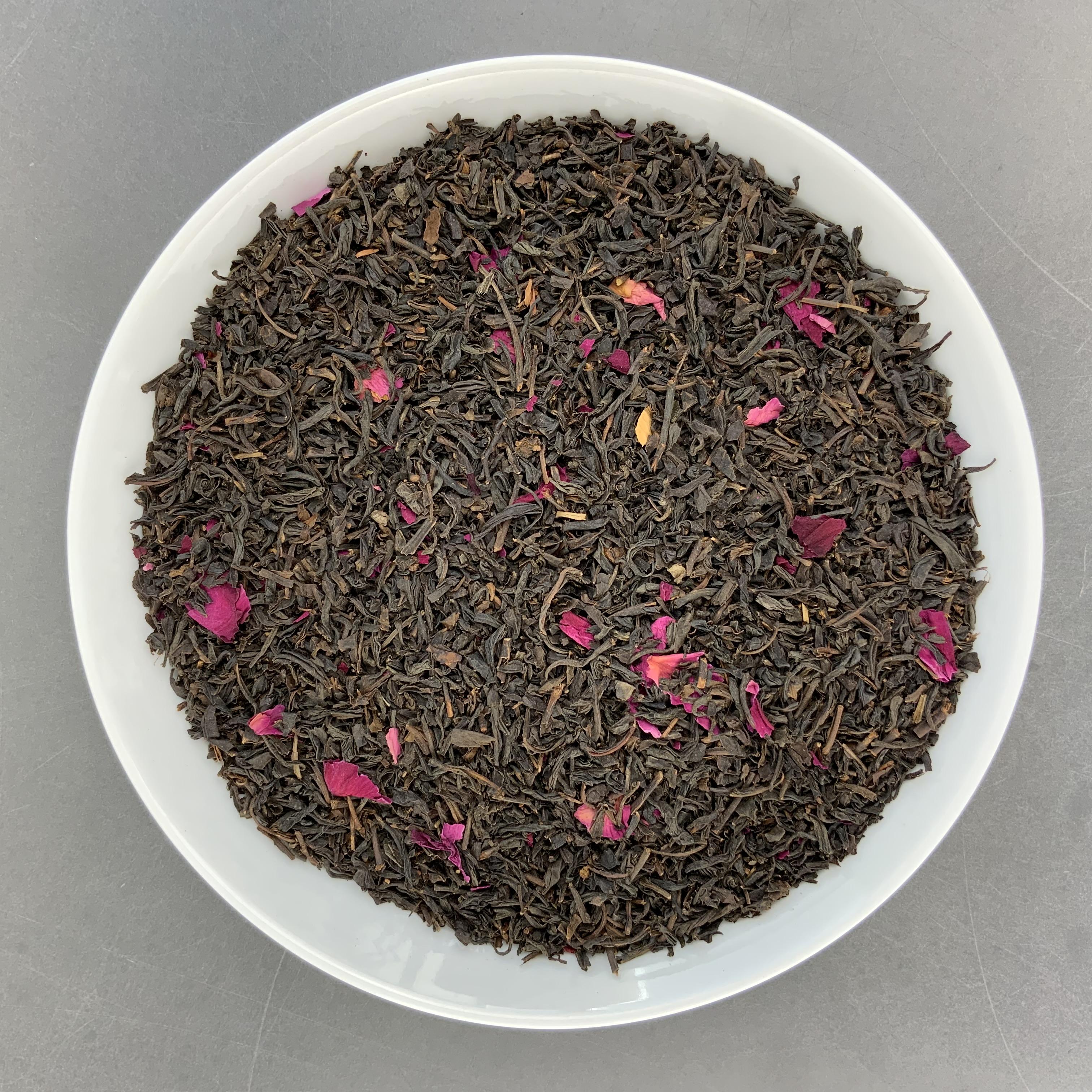 China Rose - Schwarztee