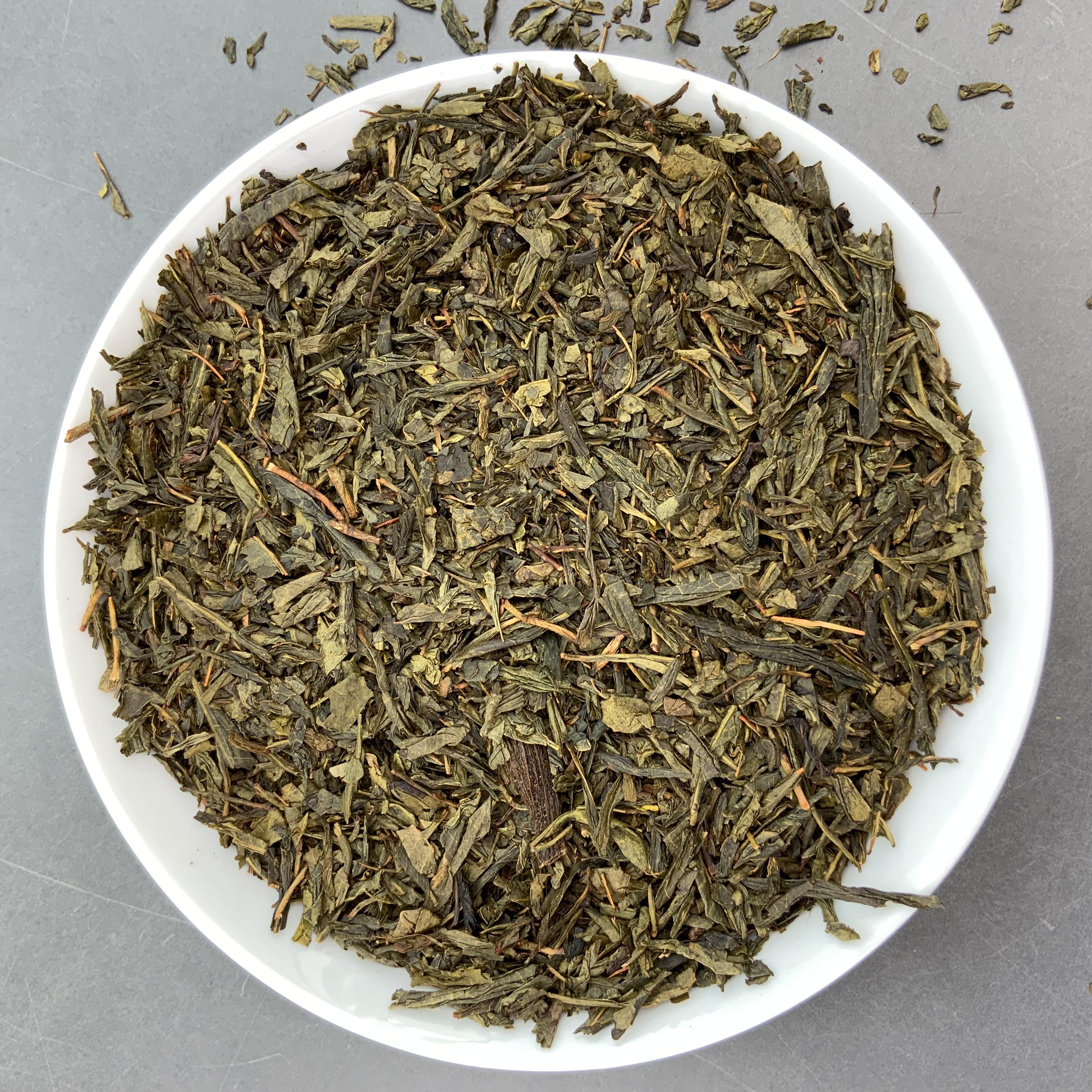 Sencha-Sahne